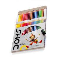 Doms Full Size Colour Pencil (24 Shades)