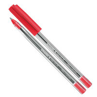 Schneider Tops 505 Medium BallPoint Pen(Red, Pack of 10)