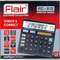 Flair Desktop Calculator (FC-512)