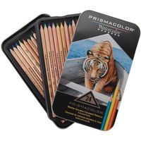Prismacolor Water Colour Pencil Assorted (Set of 24) (SAN 4065)