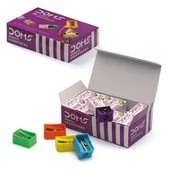Doms Pencils Sharpeners, pack of 20