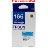 Epson 166 Ink Cartridge (Cyan)