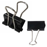 Offimart Large Metal Binder Clips