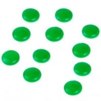 Dolphin Magnet 30mm - Green