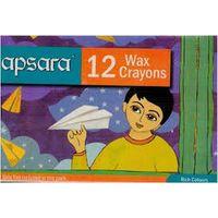 Apsara Wax Crayon - 12 Shades