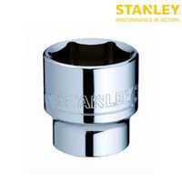 "Stanley 13mm 1/2"" Standard Socket 6 Point 1-86-513 (Pack of 3)"
