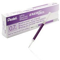 Pentel Energel Pen Refill LR7 ( 0.7mm, Blue, 10 Pcs)