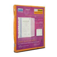 Solo Sheet Protectors - Easyload (SP501) Packs of 100 pcs