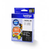 Brother LC669XLBK Black Ink Cartridge