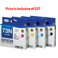 Epson 73N Ink Cartridge Set