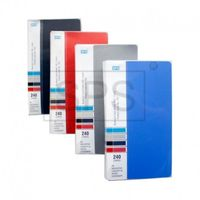 SPS VISITING CARD ALBUM 240 CARD Pack of 2 (703)