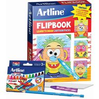 Artline Flip Book ( 15 Pages)