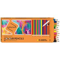 Navneet Youva Colour Pencil 12 Shades (35007)
