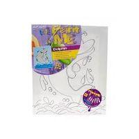 Mont Marte Kids Paint Me Set 9pce - Dolphin (MMKC2002)