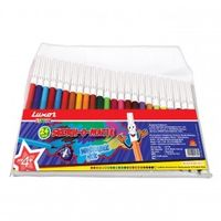 Luxor Sketch Pens (24 Colours)