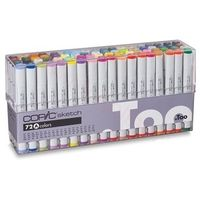 Copic Markers - 72 Colors Set A (C72A)