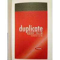 Anupam Duplicate Book 100 Sets No. 1