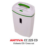 Antiva Personal & Office Shredder (CC225CD)