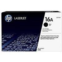 HP 16A Black Contract LaserJet Toner Cartridge (Q7516AC)