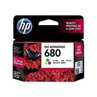 HP 680 Tri-color Ink Cartridge(F6V26AA)