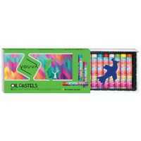 Navneet Youva Oil Pastels 15 Shades (35042)