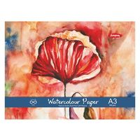 Anupam Water Colour Pad A3 Size 15 Sheets