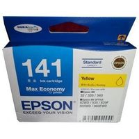 Epson 141 Ink Cartridge (Yellow)
