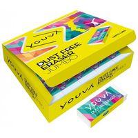 Navneet Youva Jumbo Dust Free Eraser 36018 (Pack of 20)
