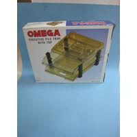 Omega Elite Plastic Office Tray (1758/ot)