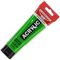 Amsterdam Acrylic Colour Tube Standard Series 120ml Permanent Green Light (17096182)