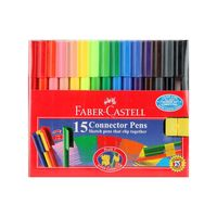 Faber Castell Connector Pens (Pack of 15)