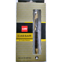 Cello Caesar ball Pen blue (Pack of 10)