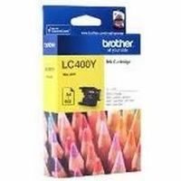 Brother LC400 Y Yellow Ink Cartridge
