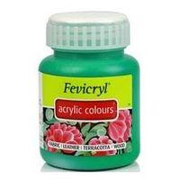 Fevicryl Acrylic Colour 100ML Sap Green (221)