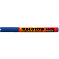 Molotow One4All Acrylic Marker Pen 2mm True Blue