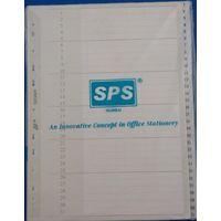 SPS INDEX SET 1-10 PP (605)