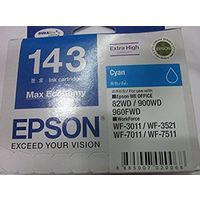 Epson 143 Ink Cartridge (Cyan)