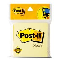 "3M Post it Notes, 3"" X 3"" , Canary Yellow, 100 Sheets"