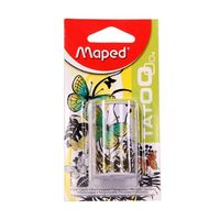 Maped Mini Can tatoo 1 Hole Pencil Sharpener