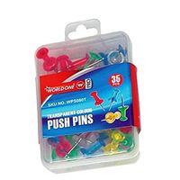 Worldone Push Pin-WPS080T
