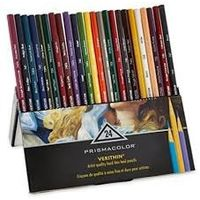 Prismacolor Verithin Colour Pencil Assorted (Set of 24) (SAN 2427)