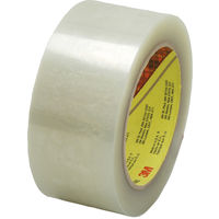 "3M Scotch 2"" Clear Packing Tape - 48mm, 35 mtrs, Pack of 6"