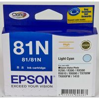 Epson 81N Light Cyan Ink Cartridge C13T111290