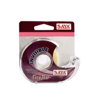 Saya Invisible Tapes (18mm) (SY-IT17) (Pack of 10)
