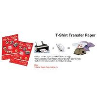 Oddy T-Shirt Transfer Paper (A4 Size, 10 Sheets)