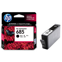 HP 685 Black Ink Cartridge(CZ121AA)