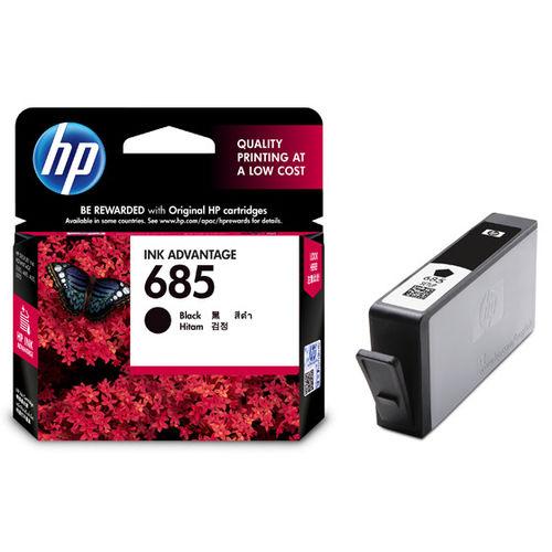 HP 685 Black Ink Cartridge(CZ121AA)