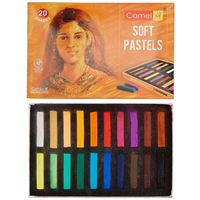 Camel Soft Pastels (20 Shades) Model: SB09061719