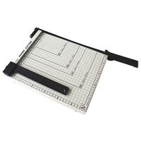 Deli Steel Paper Trimmer (A4 Size, 8014)