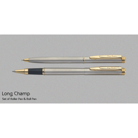 Pierre Cardin Long Champ Pen Set (Set of Ball Pen &Roller Pen)